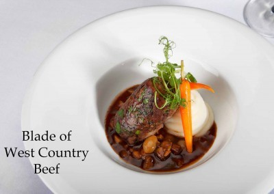 Blade of West Country Beef