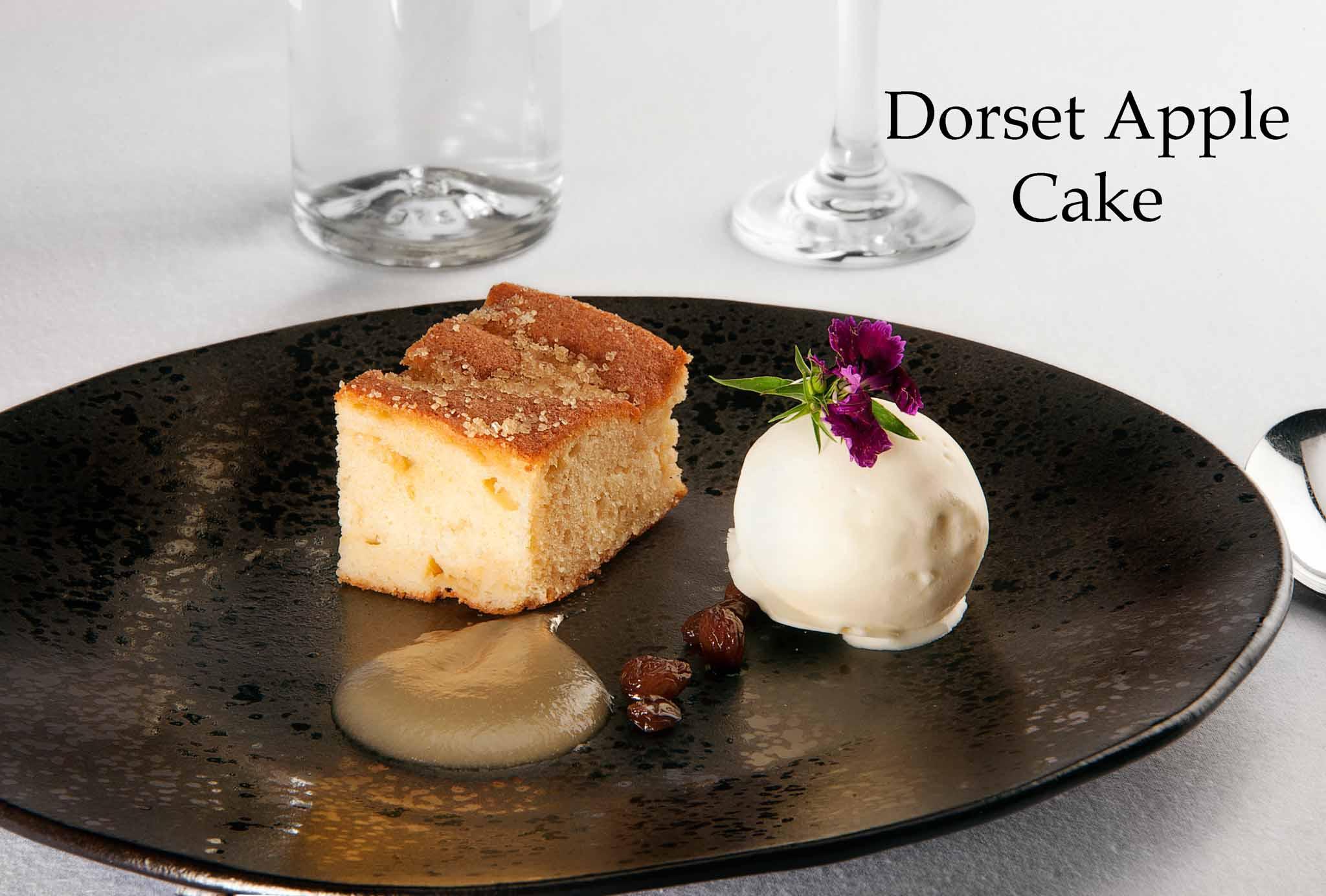 Dorset Apple Cake The Italian Villa
