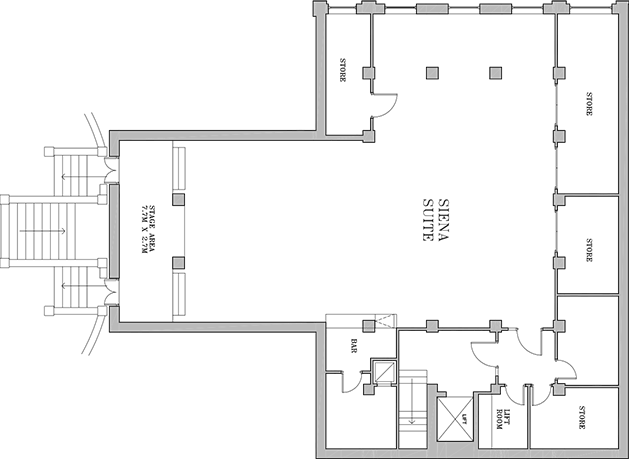 Floor Plans The Italian Villa