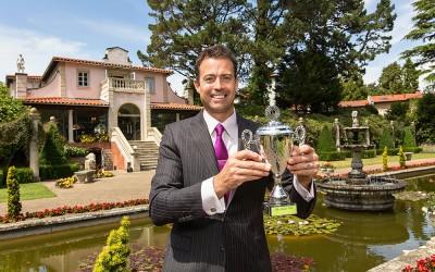 The Italian Villa voted most popular wedding venue in the world