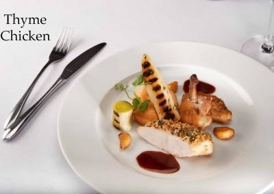 Thyme Chicken