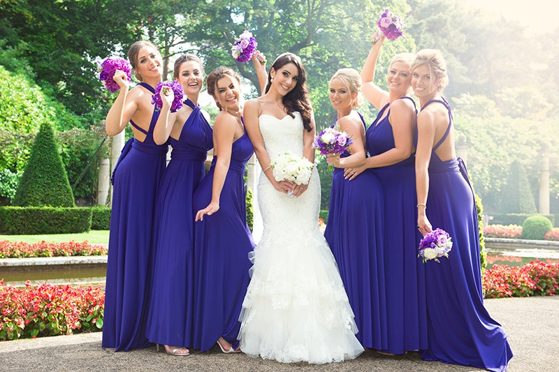LUXURY FOR LESS WITH YOUR DORSET WEDDING PACKAGE - The Italian Villa