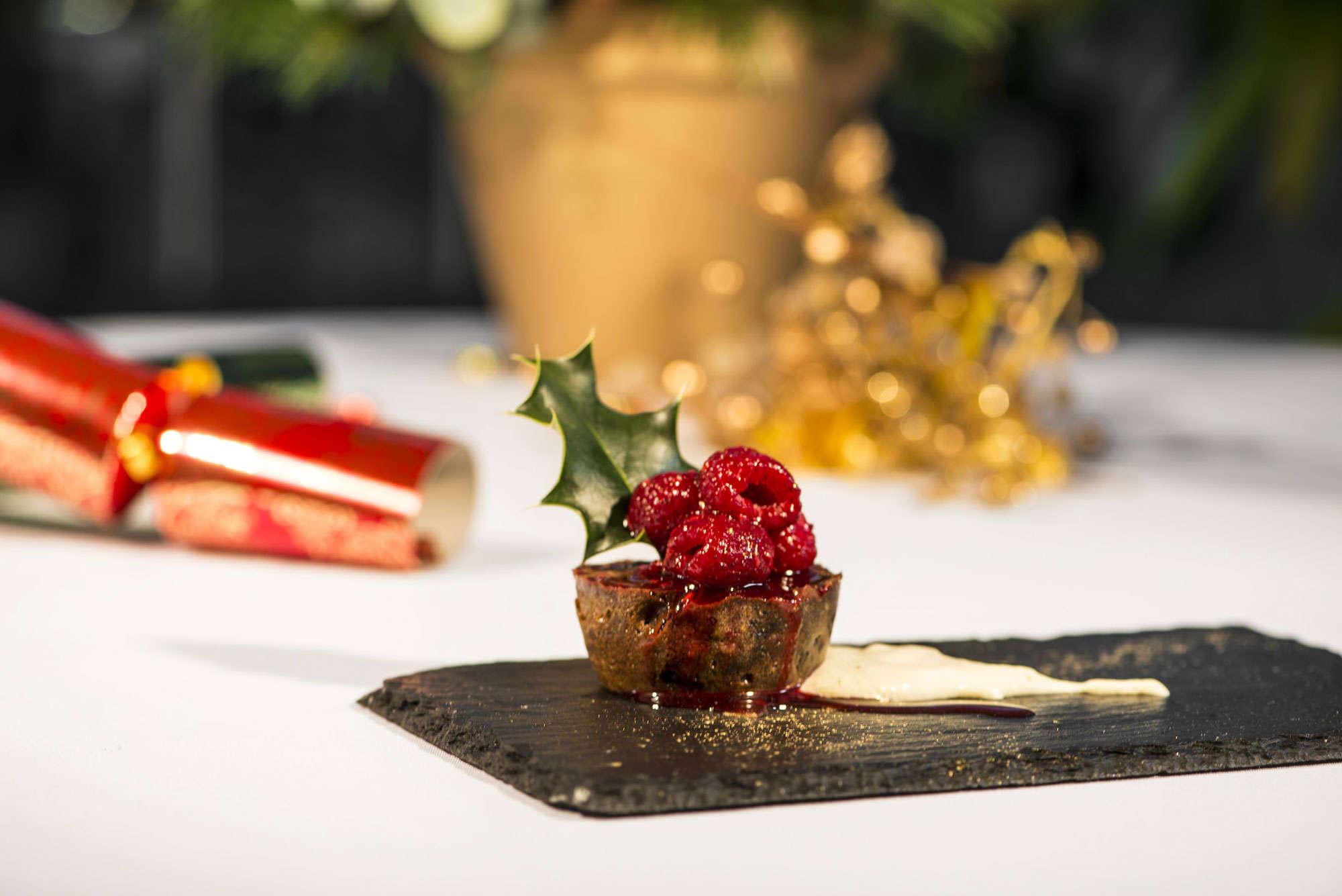 Christmas Menu 2018 - Warm Mini Mince Pie