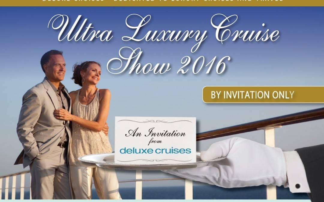 Ultra Luxury Cruise Show returns to The Italian Villa