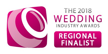 We're finalists at the South West Wedding Awards!