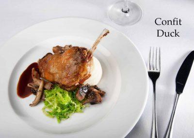 Confit Duck