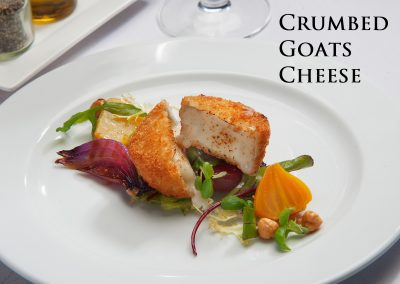 Crumbed Goats Cheese-web