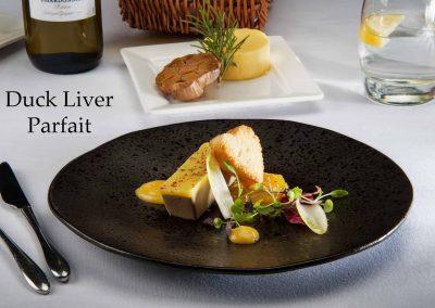 Duck Liver Parfait