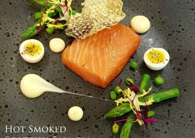 Hot smoked Scottish Salmon-iv