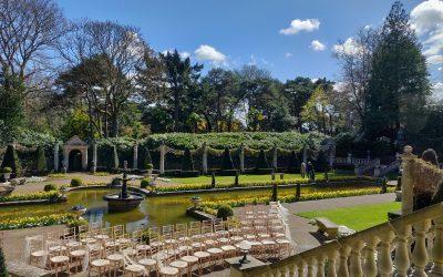 NEW! Get married in The Italian Garden