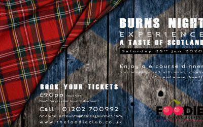 Join us for our next FOODIE adventure
