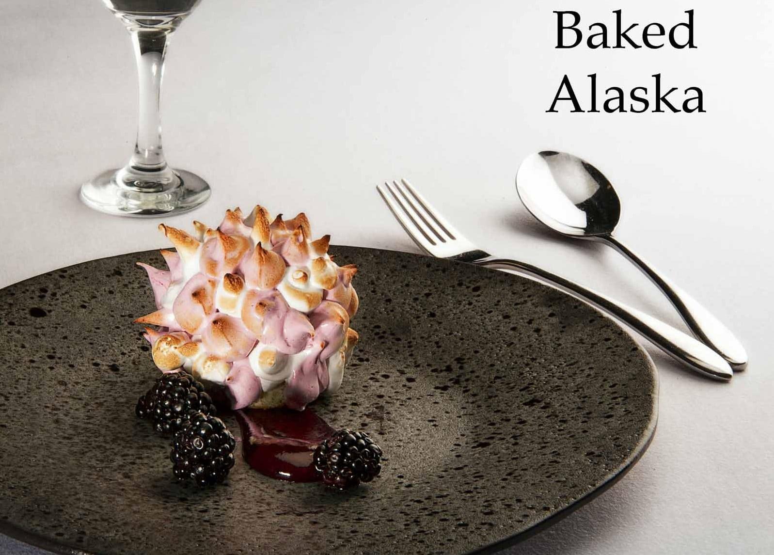 Baked Alaska - Beales Gourmet Catering