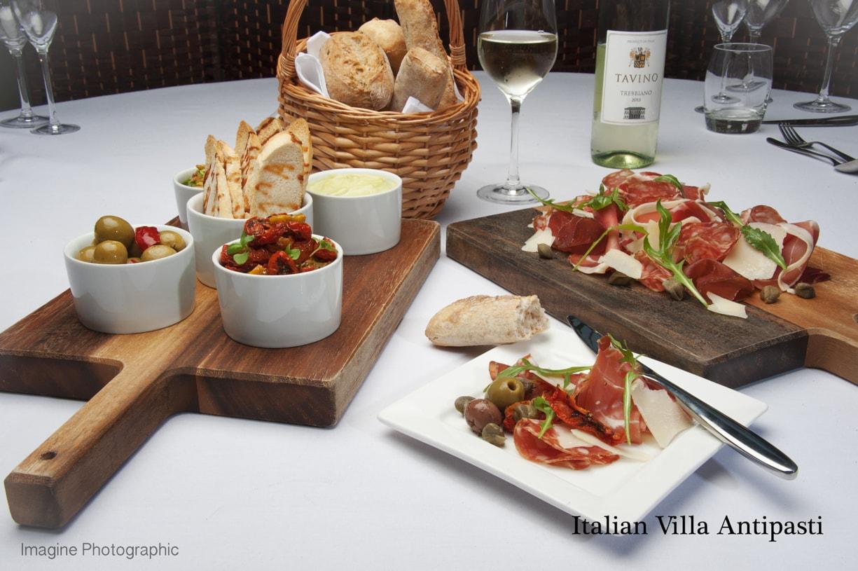 Italian Antipasti - Beales Gourmet Catering